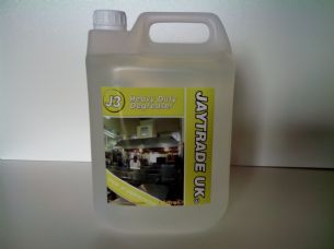 J3 Heavy Duty Degreaser